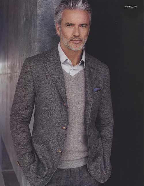 Classy Older Men Hairstyles | Cloths | Mens fashion ...