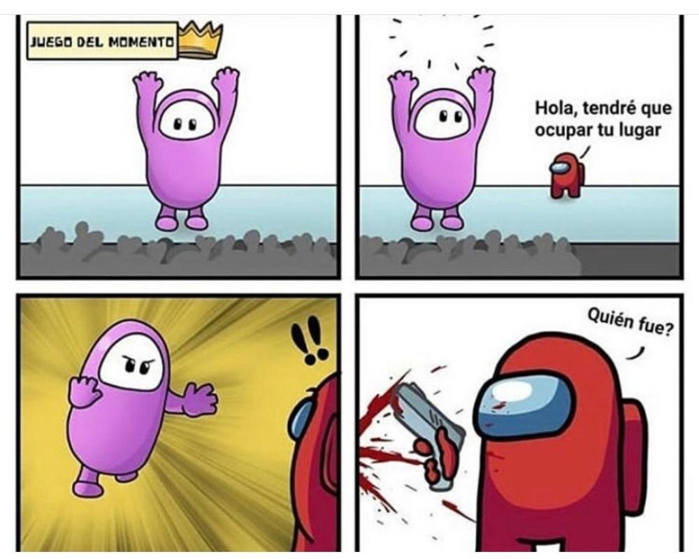 Pin En Among Us Memes