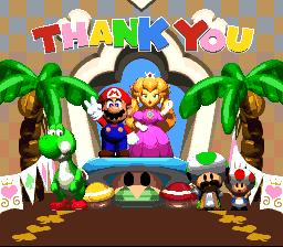 Super Mario Rpg Thank You For Playing Super Mario Rpg Mario