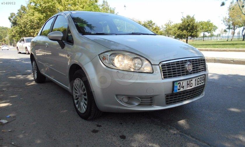 LINEA LINEA ACTIVE PLUS 1.3 MULTIJET (90) 2011 Fiat Linea LINEA ACTIVE PLUS 1.3 MULTIJET (90)
