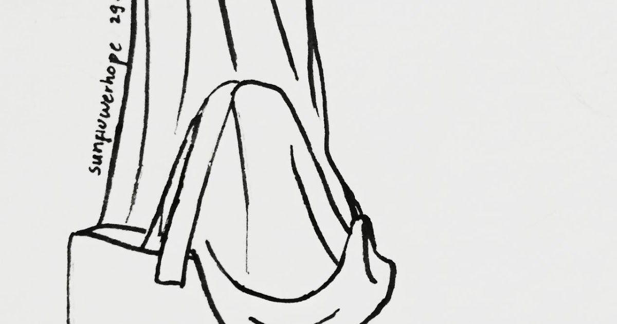 Sketsa Gambar Karikatur Yang Mudah Digambar Ideku Unik