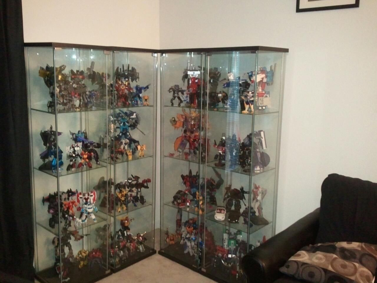 transformers display hand it over the nerd in me pinterest display. Black Bedroom Furniture Sets. Home Design Ideas