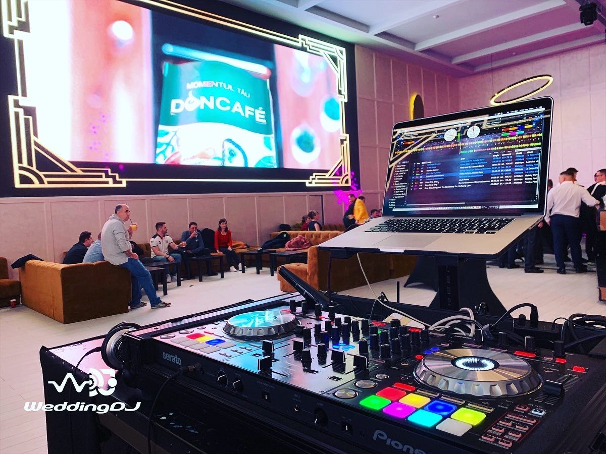WEDDING DJ ROMANIA Booking : +40 721 469 837       office@weddingdj.ro #nunta #botez #trupa #formatie #corporate  #arhitectural #music #nunta2020 #nunta2020 #dj #djevenimentebucuresti   Sound | Lights | DeeJay |  www.weddingdj.ro   DJ Services for Weddings, Birthdays, Business parties, Private parties and other special events.  Contact us at 📞 0721 469 837  or by 📧 email at office@weddingdj.ro and let's meet for a ☕️ coffee to discuss all the plans for your special party ! 🎉