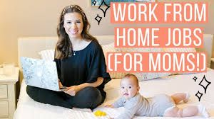 Work from Home Jobs - Tried and True Mom Jobs