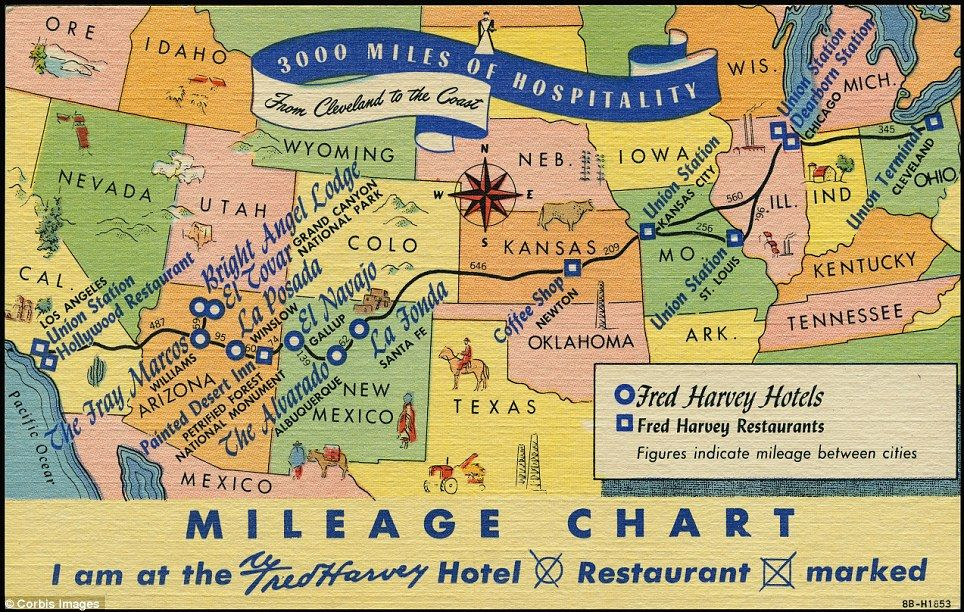 Map of the Texas Panhandle GG 60th Anniversary Party