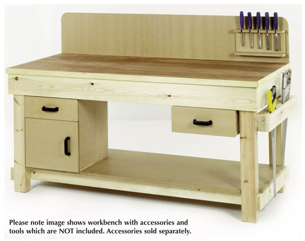 a garage for pin i workbench woodworking workbenches and diy built mobile
