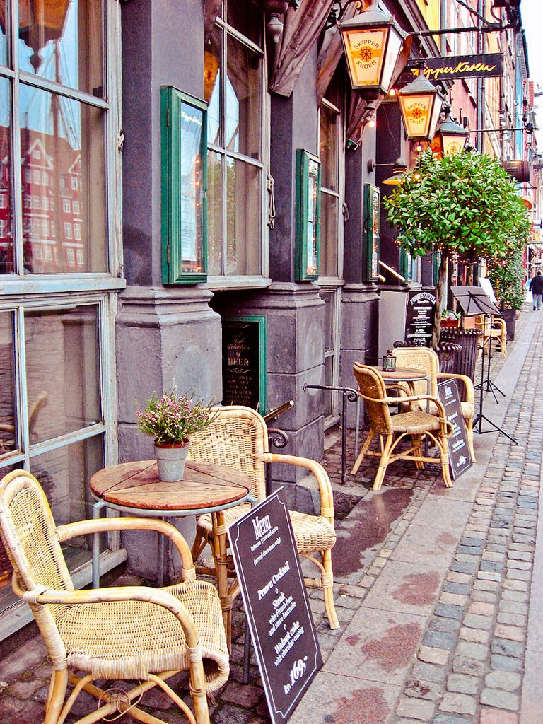 Skipperkroen | (Copenhagen, København, Danmark, Danish, Denmark, travel, Europe, city, capital, visit, beautiful, cosy, charming, restaurant, pub)