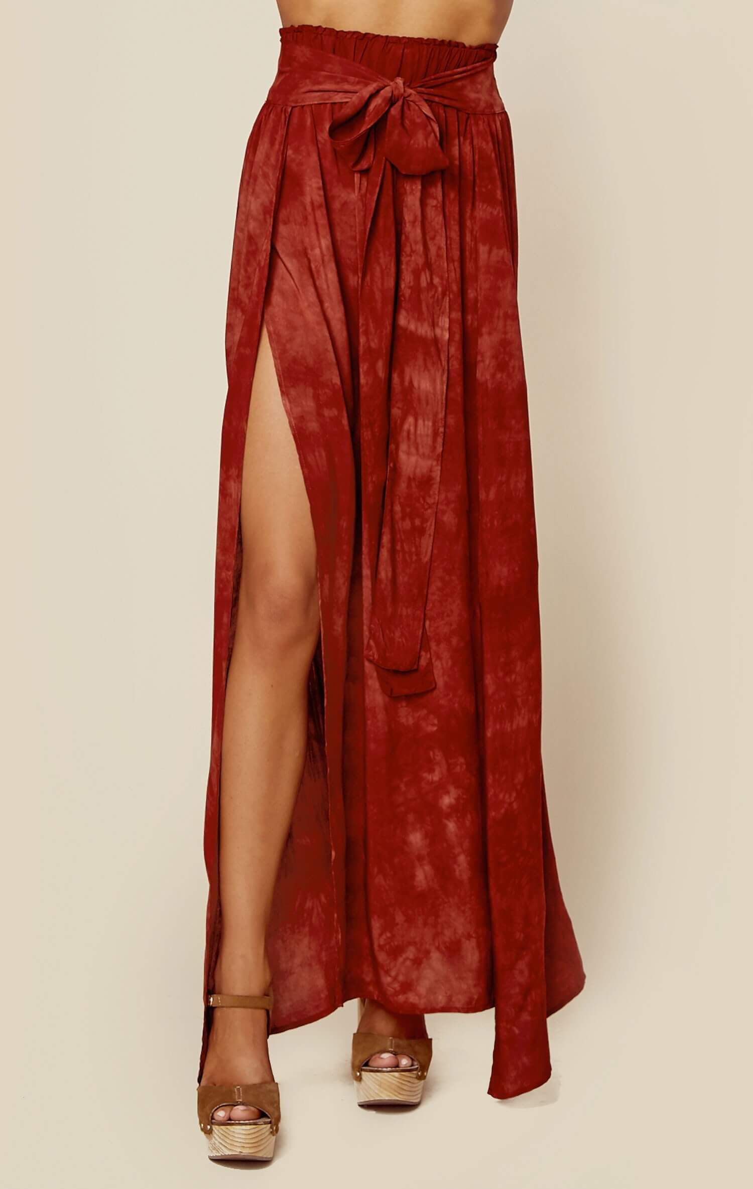 Grace high waisted wrap skirt   If I could I would ...