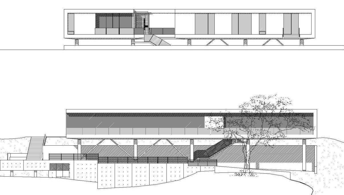 Elevation D Un Plan Archi : Elevation architecture buscar con google elevaciones
