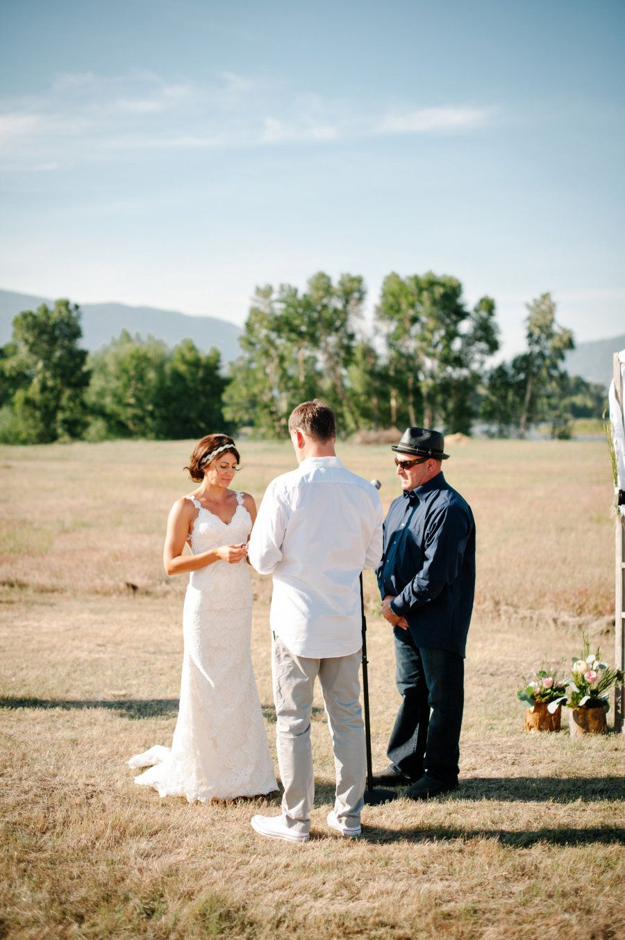 Dave Coulier and Melissa Bring's Montana Wedding | Montana ...