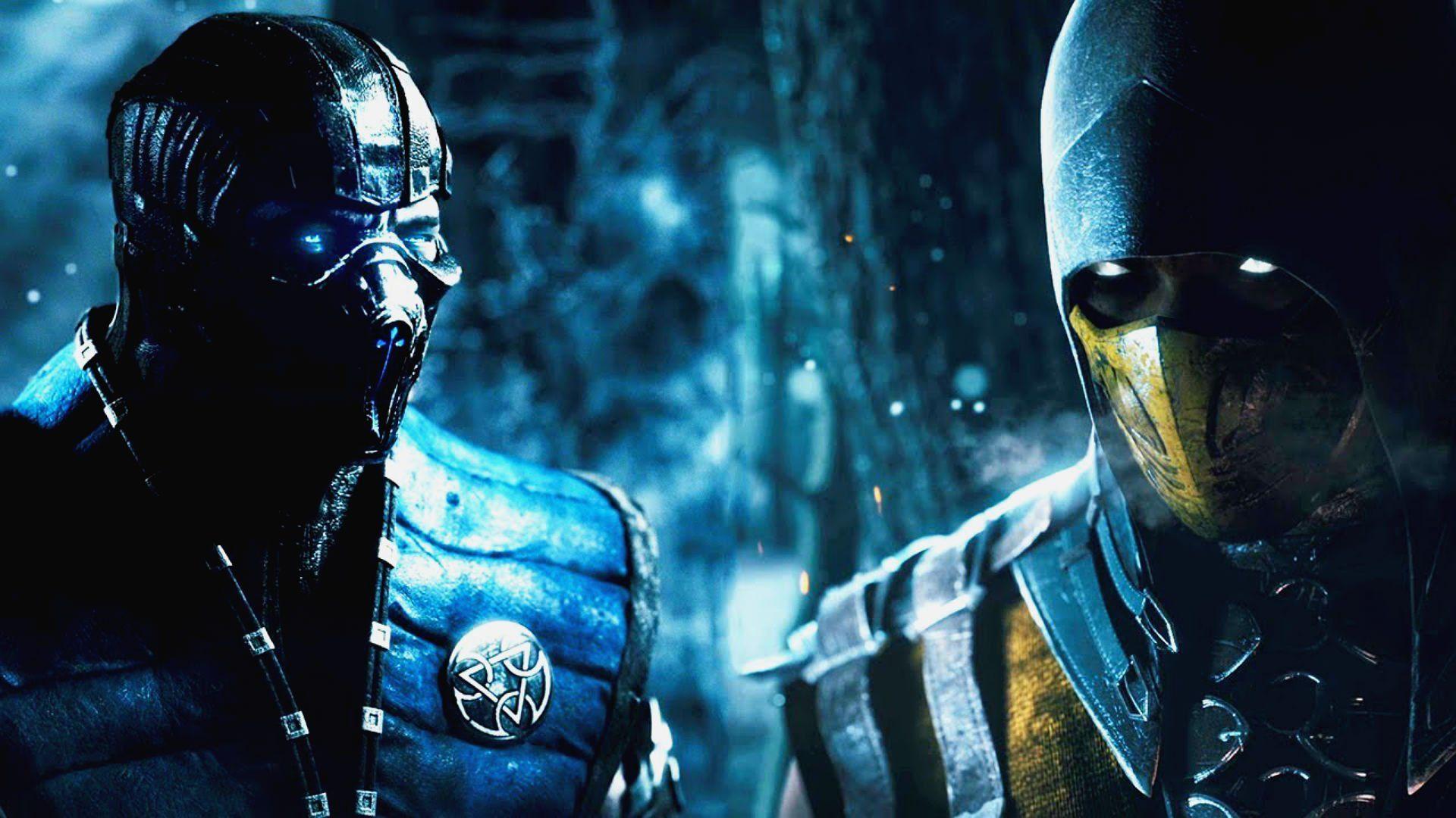 Mortal Kombat X Fight Con Imagenes Mortal Kombat Mortal