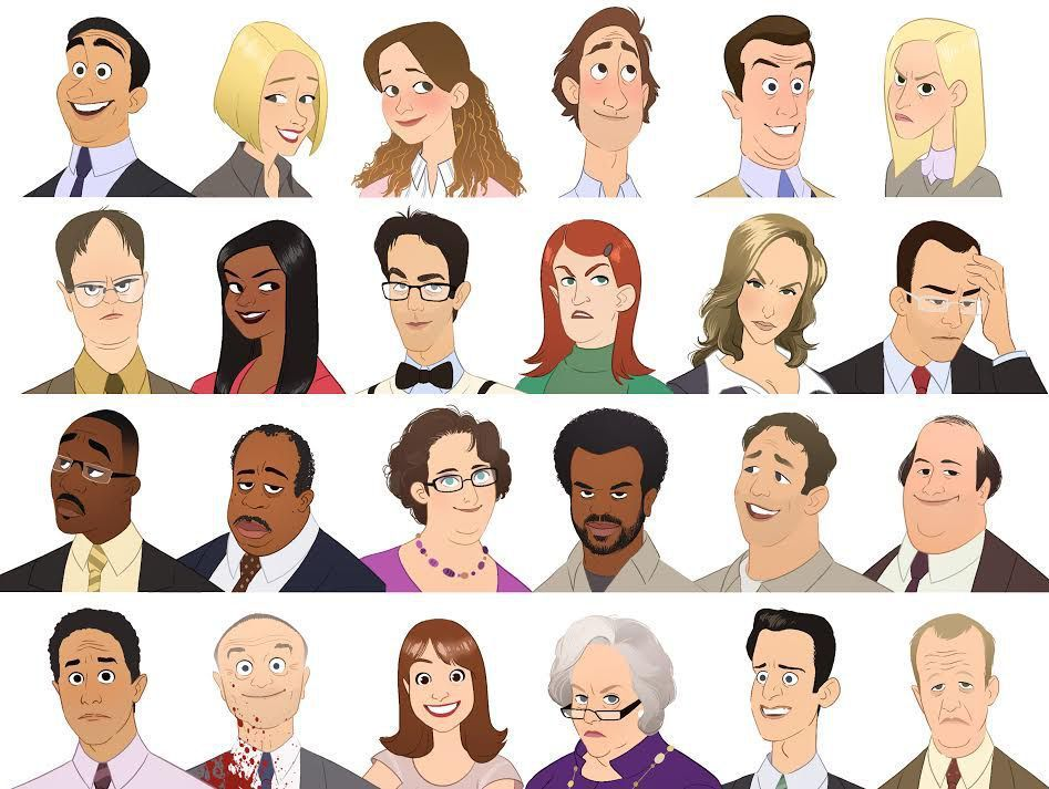 Every minor character in the US Office ranked from worst to best