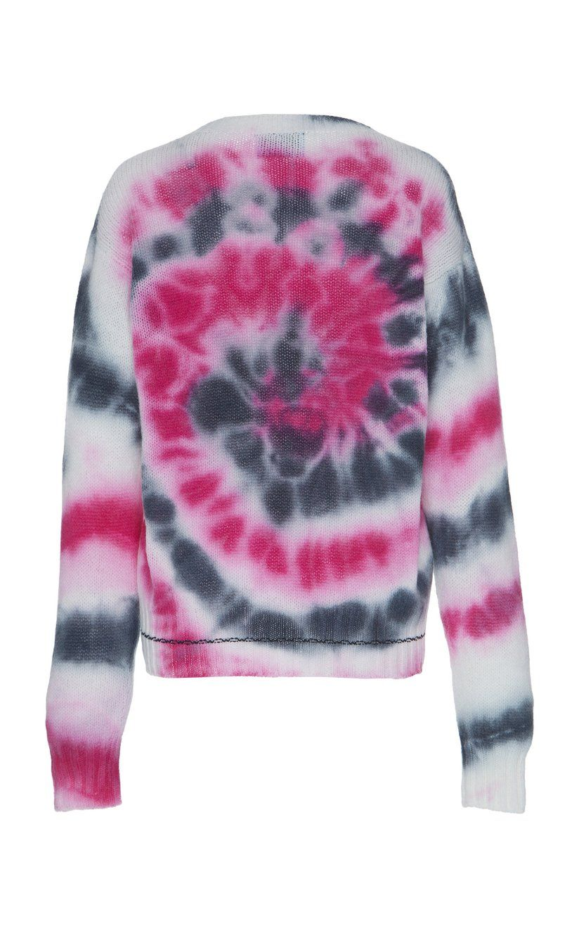 Click Product To Zoom Tie Dye Cashmere Blend Sweater Shibori Clothing [ 1320 x 824 Pixel ]