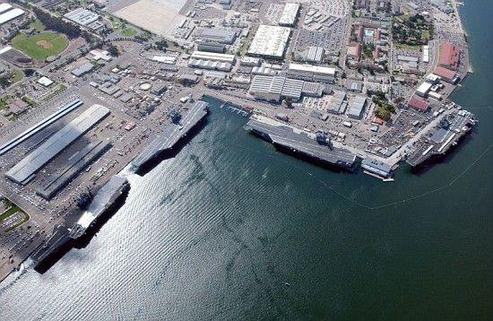 united states navy san diego california