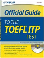 Official Guide To The Toefl Itp Test Pdf