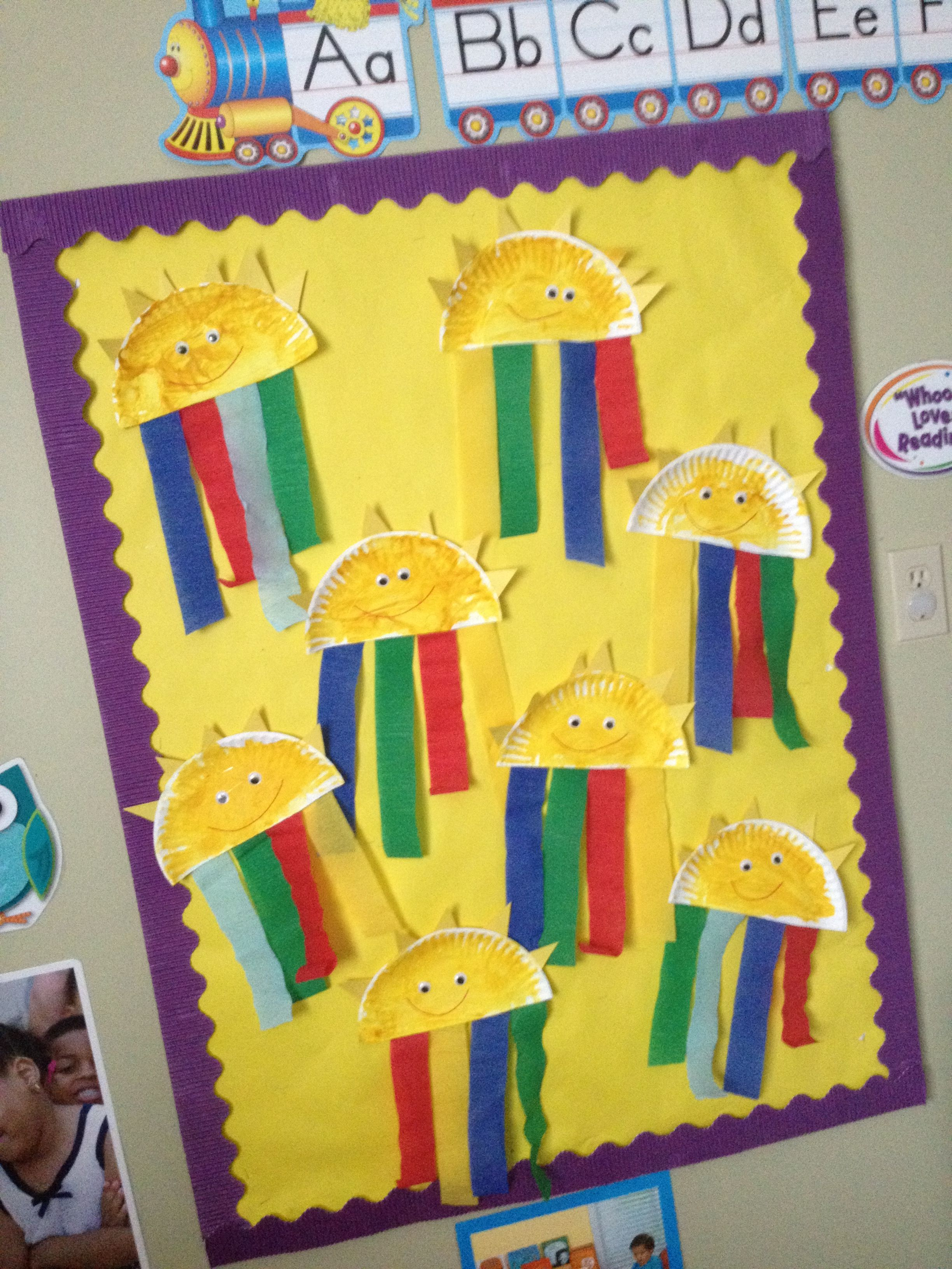 Letter Y Week Preschool Theme Yellow Sun Yogurt Snack