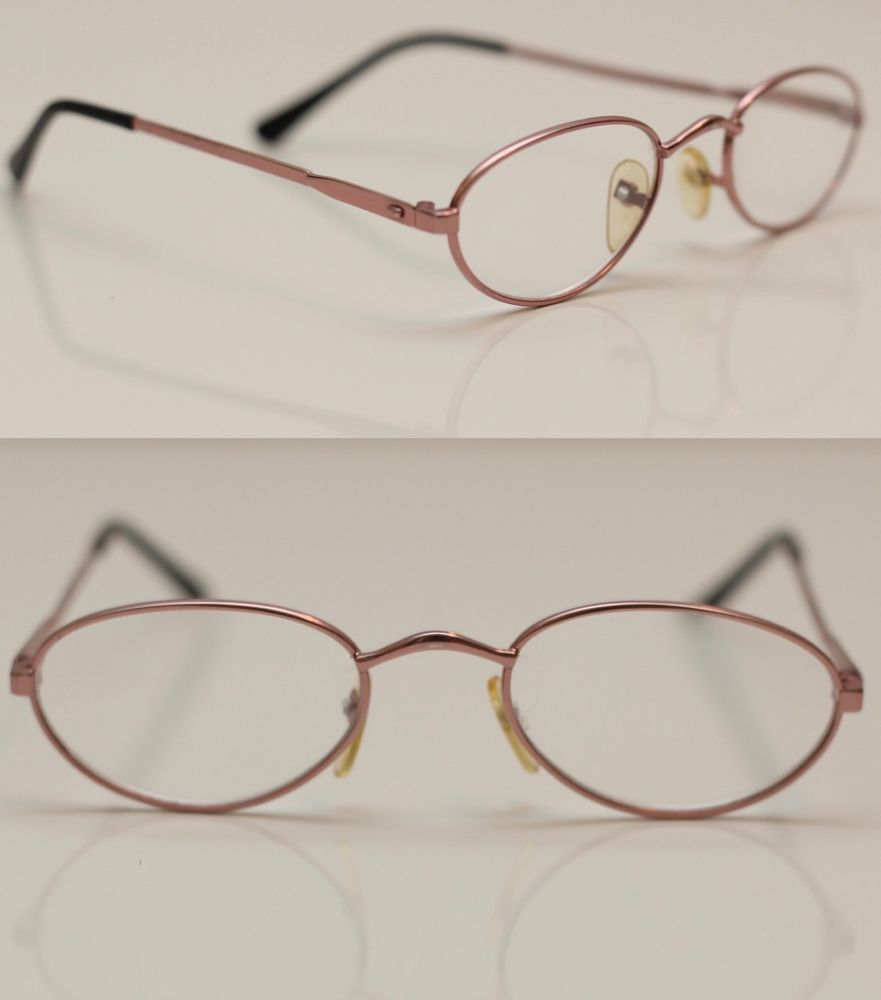 With a magnified lower lens, bifocal readers help you see ... |Rose Colored Glasses Readers