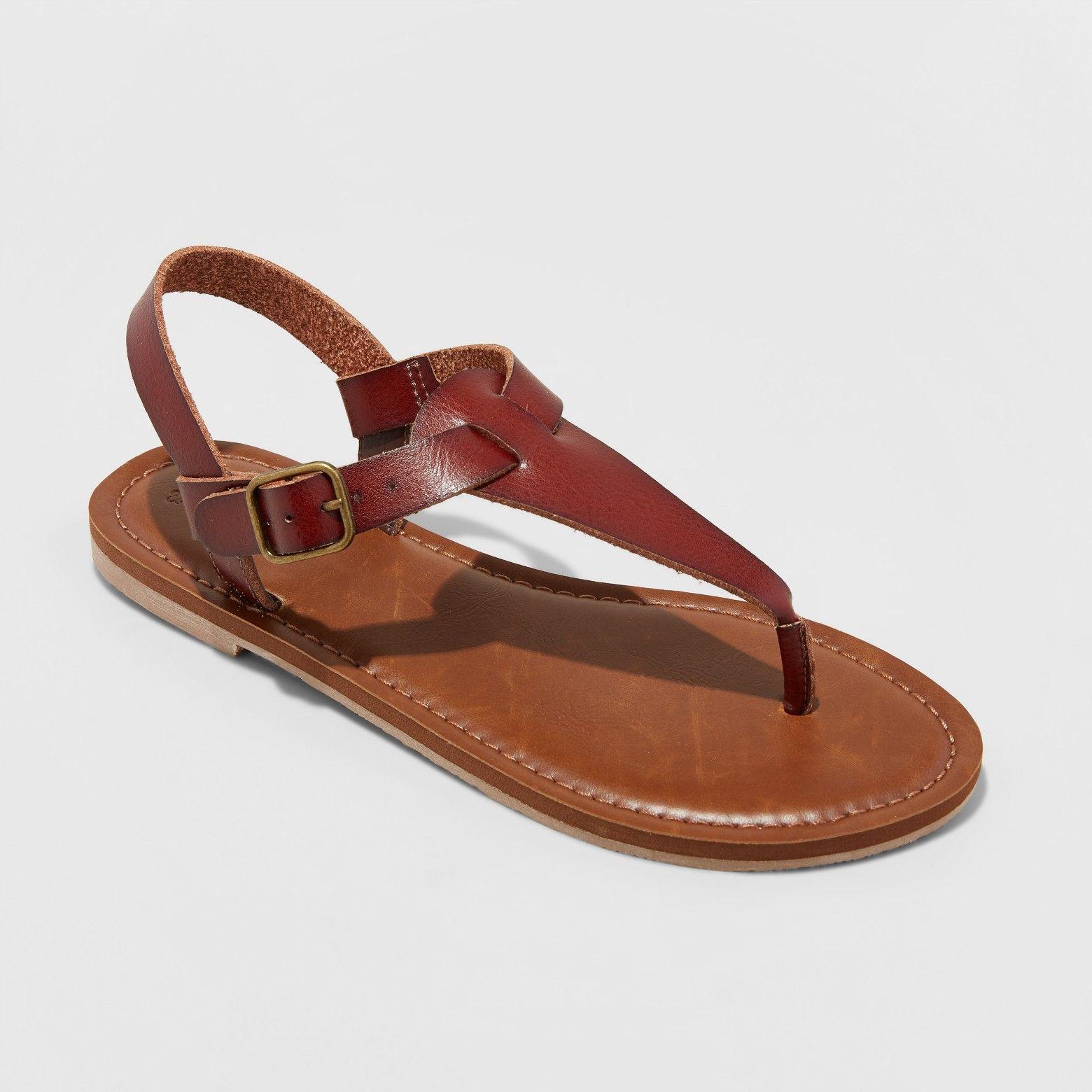 59f46bb22377 Women s Lady Toe Thong Sandal - Universal Thread™   Target