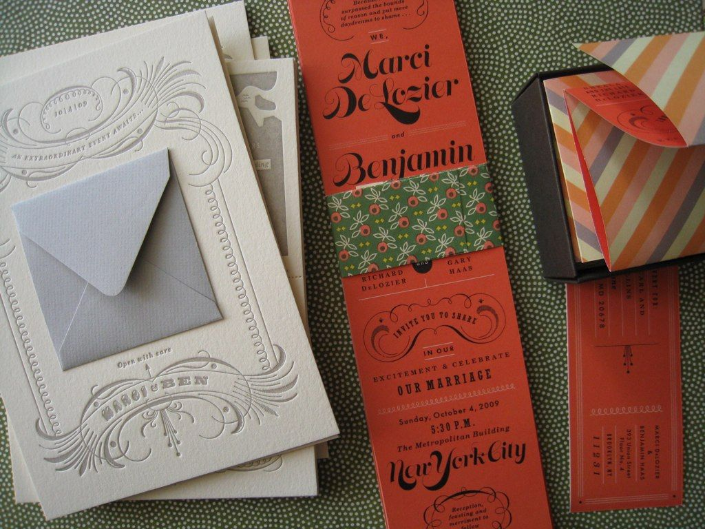 paper style wedding invitations%0A Inspired by vintage ephemera  secret notes and hidden letters