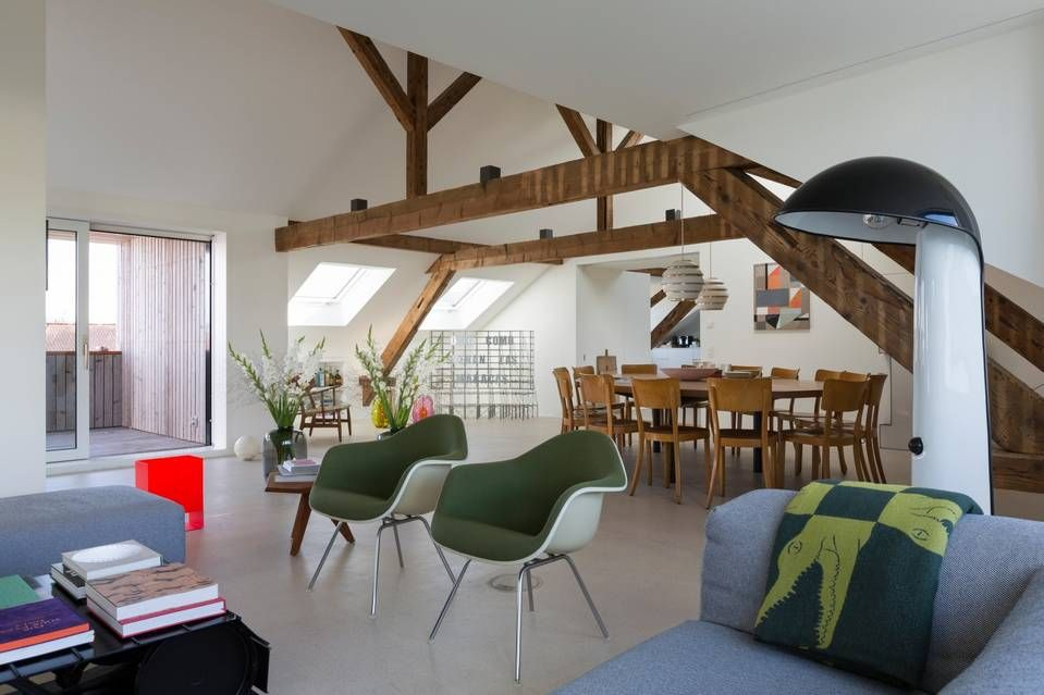 Gallery owner Stefan von Bartha and the Basel penthouse that holds his personal collection