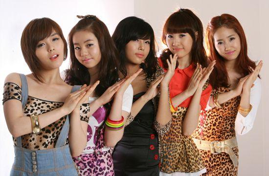 Name Wonder Girls Debut 2007 Members Yoobin Yeeun Hyerim Sunye Former Member S Sunmi Sohee Fashion Girl Women
