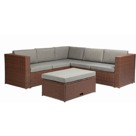 baner garden outdoor furniture complete patio cushion pe wicker rh pinterest com
