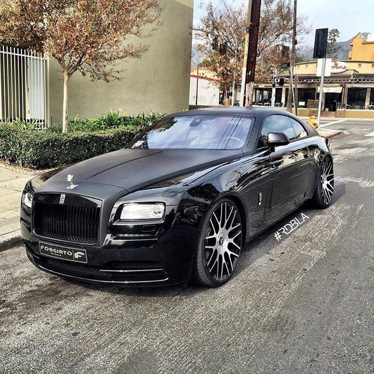 White Rolls Royce Wraith 2016: