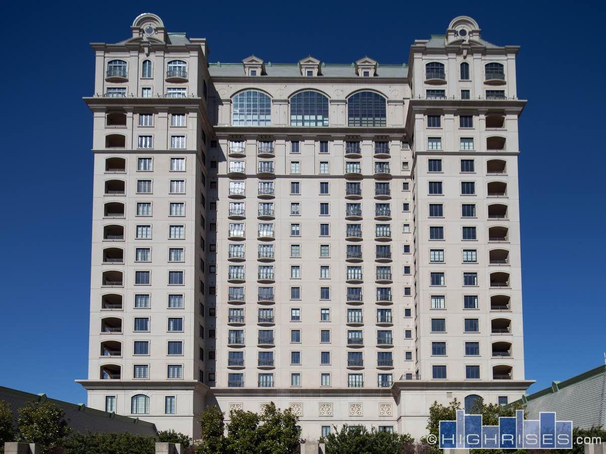 Residences at the St Regis of Atlanta, GA | 88 W Paces Ferry Rd NW