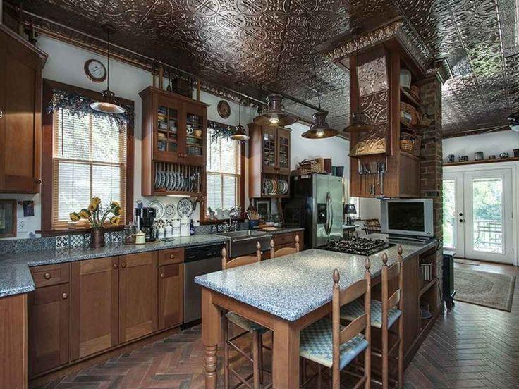 Image result for gothic revival Medford, NJ Victorian Design Tin ...