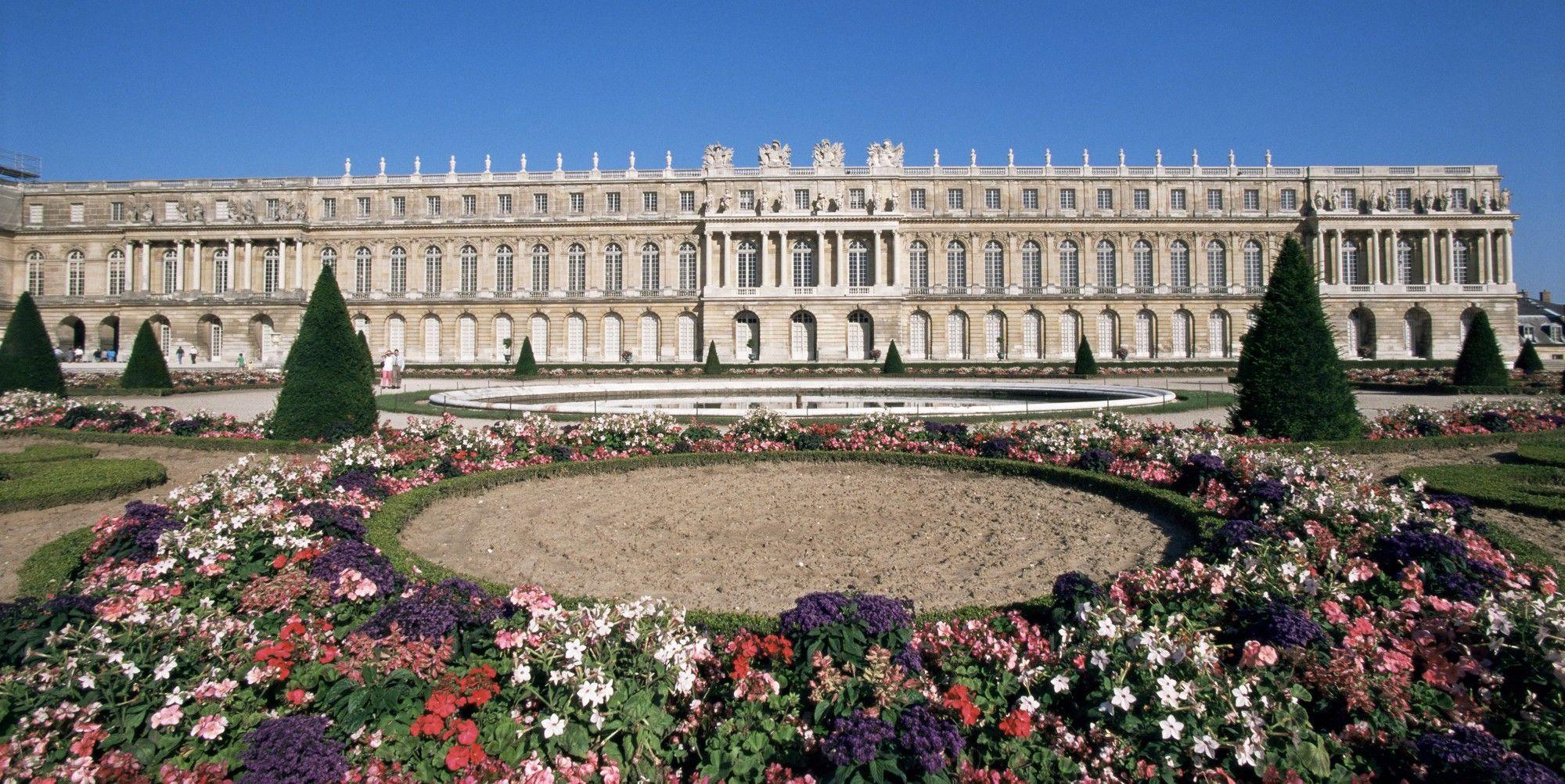 Ch teau de versailles galerie des glaces mansard et le vaux pour les ailes arts du 17e - Photo chateau de versailles ...