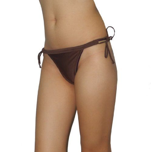 Body Glove Ladies Soft & Smooth Surf Dri-Fit Swim Bikini Bottom - Quick Dry - Brown (Size: M) Body Glove. $12.99