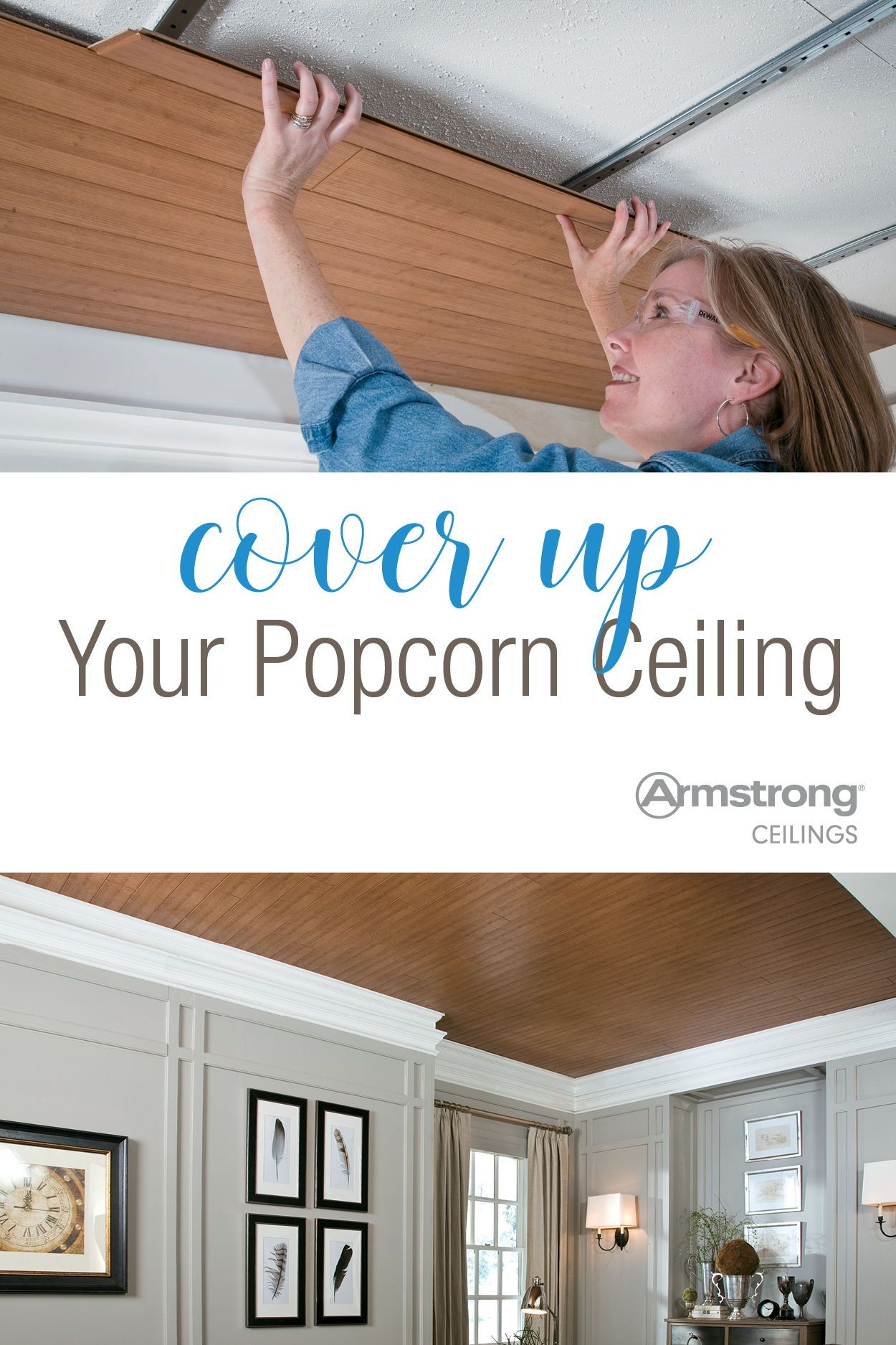 Cover Popcorn Ceilings Ceilings Armstrong Residential Covering Popcorn Ceiling Popcorn Ceiling Armstrong Ceiling