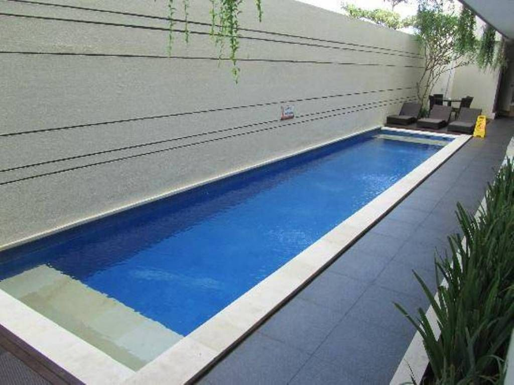 Exterior Catchy Above Ground Lap Pool With Image Of New Home Lap