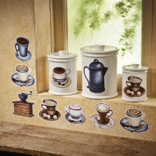 definitely like the coffee theme for my kitchen all about the rh pinterest cl