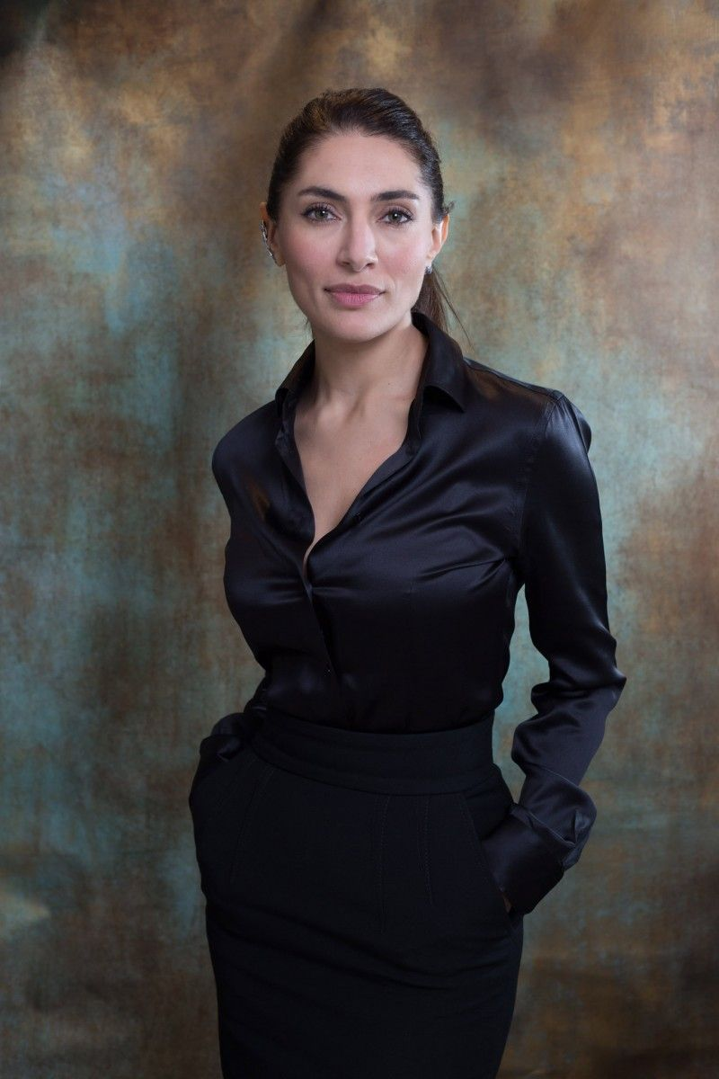 Black satin blouse | satin | Pinterest | Satin blouses, Satin and ...
