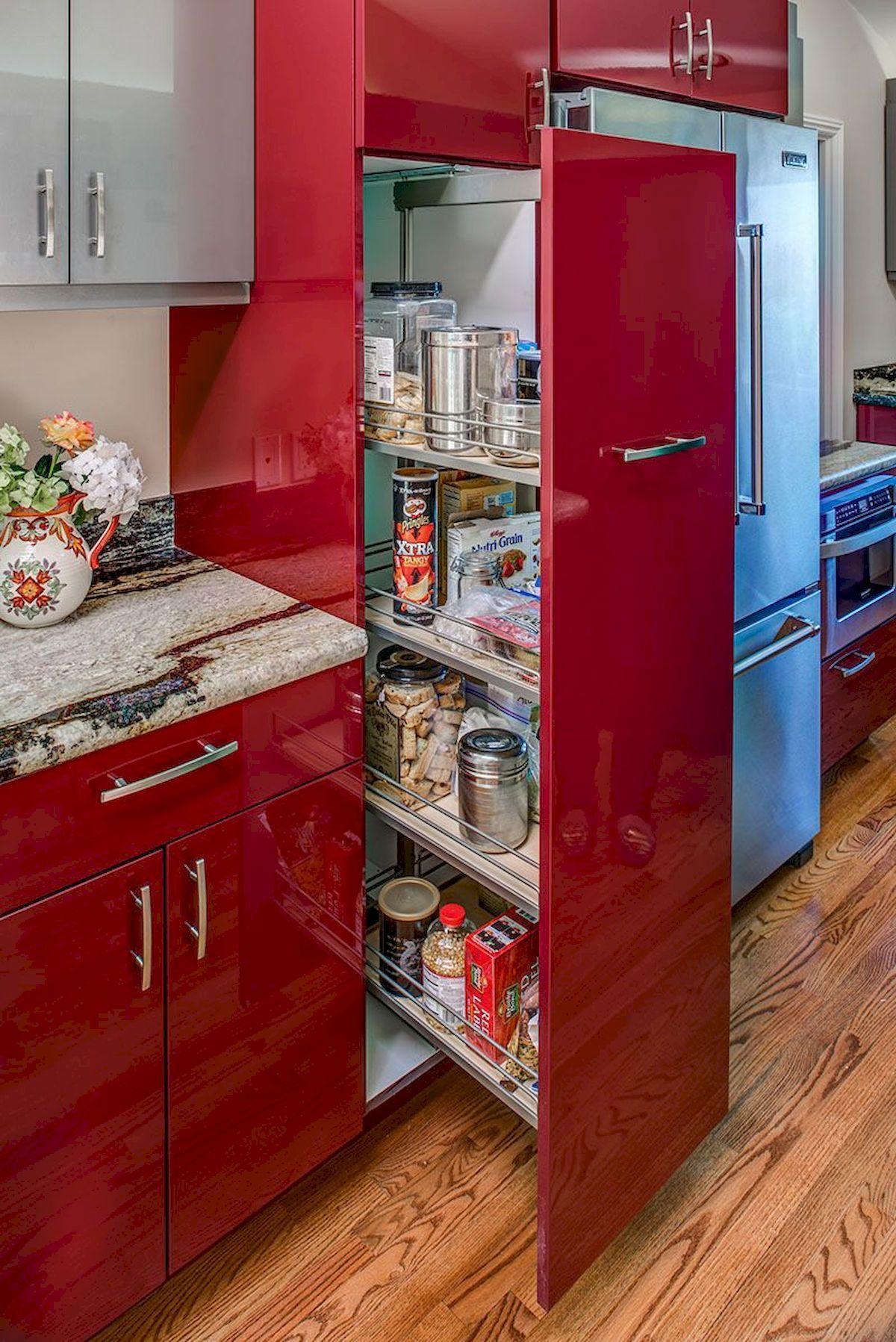 crazy creative kitchen storage ideas jihanshanum diy ideas deco rh pinterest com
