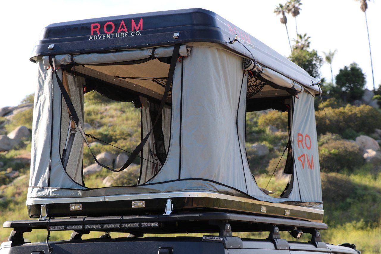 The Rambler Hardshell Rooftop Tent Roof top tent, Tent