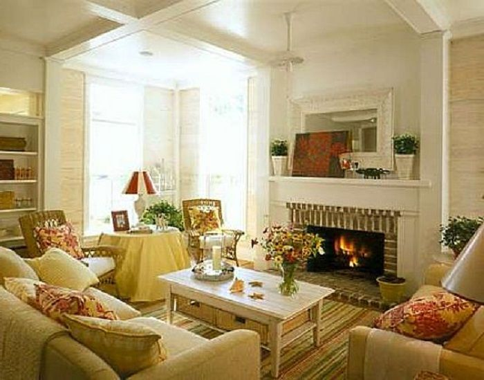 Cottage Living Room Designs Entrancing French Country Living Room Decor  26 2013 Country Cottage Decor Design Ideas