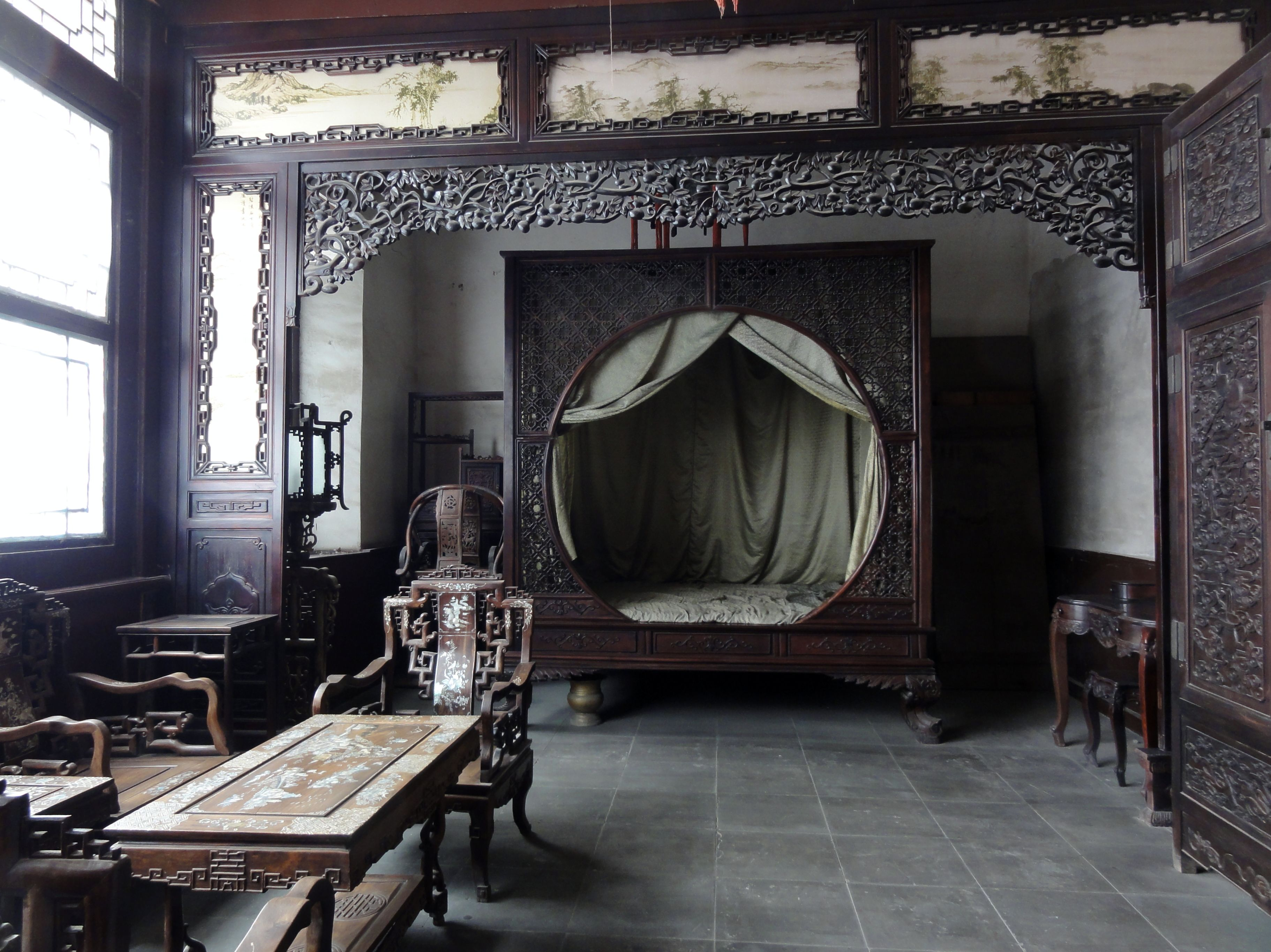 Chinese bedroom in tianjin this is amazing design lins old bedroom inspiration a bit too much
