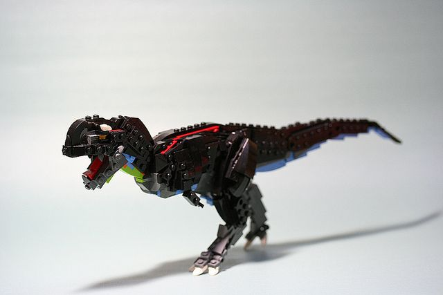 LEGO Dinosaurs Archives | The Brothers Brick models | The Brothers ...