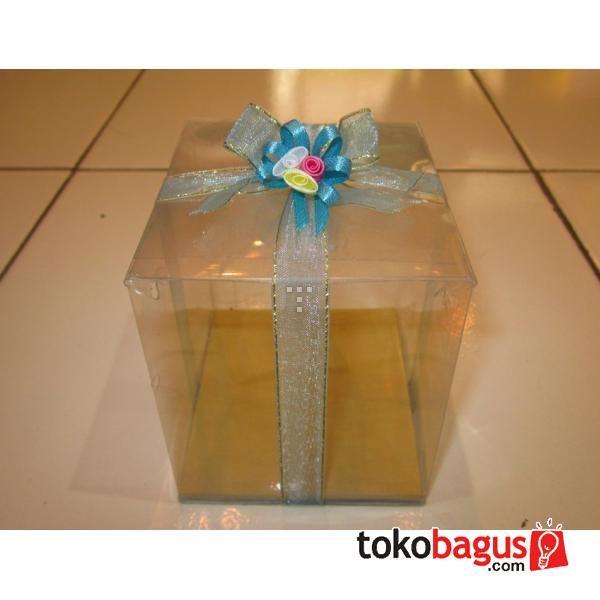 Kotak Mika Untuk Souvenir