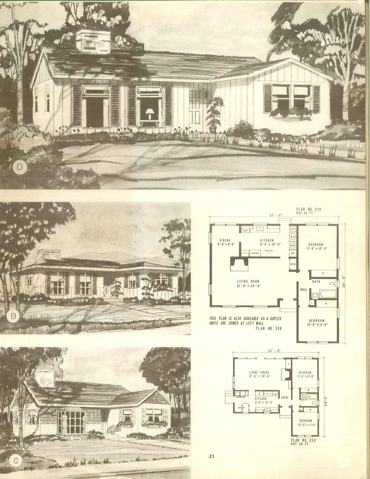Harmonious Homes Estes Hiawatha T Free Download Borrow And Streaming Internet Archive Vintage House Plans Ranch House Plans House Floor Plans