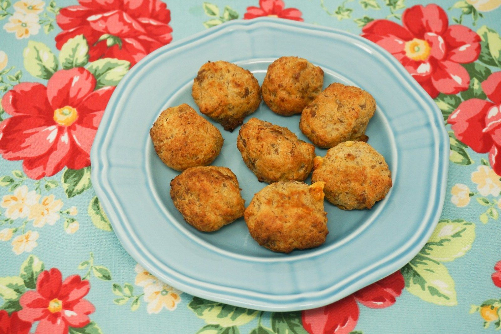 Air Fryer Sausage Balls Recipe Air fryer recipes easy