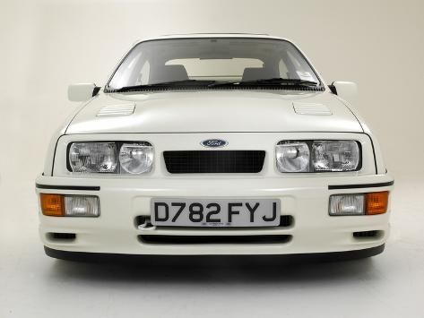 1986 Ford Sierra Rs Cosworth Photographic Print Art Com In 2020 Ford Sierra Ford Classic Cars Ford