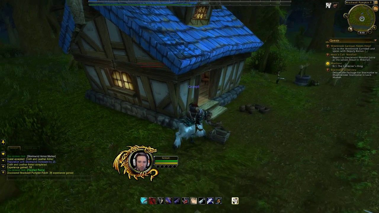 Levelling A Dwarf Rogue In World Of Warcraft The Adventures Of Grimpil Anvilcrack In Keeping Up With The Bronzebeards