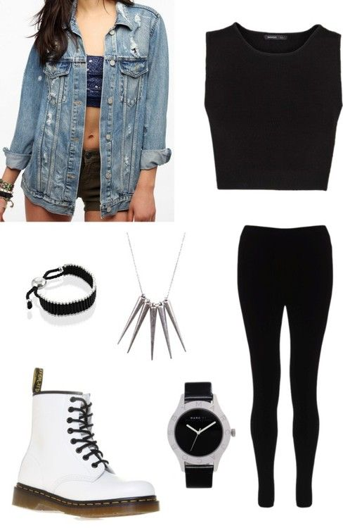Inspiration Design of Cute Outfits with Black Leggings Tumblr and ...