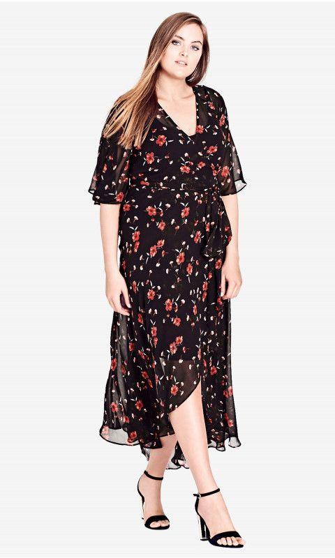 Fall In Love Wrap Maxi Dress In 2018 Wear Pinterest Dresses