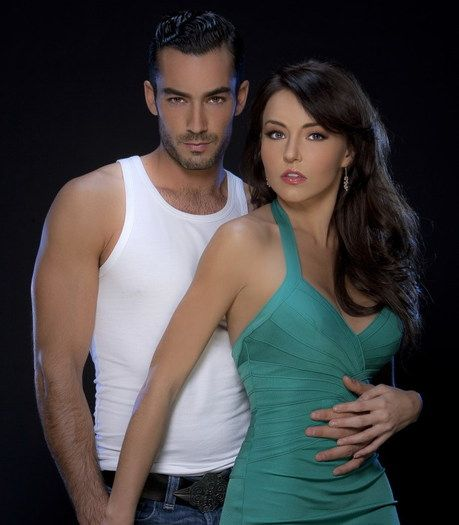 Aaron Diaz 3 Angelique Boyer Teresa Is My Ultimate Favorite