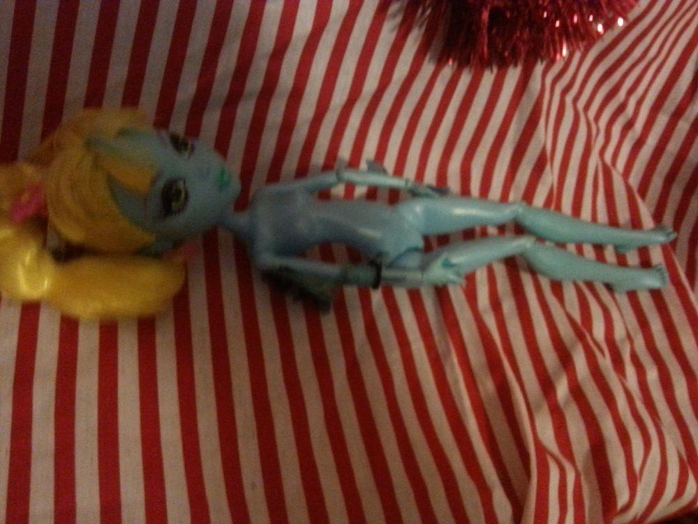 Monster High Lagoona Blue doll #Mattel #Dolls