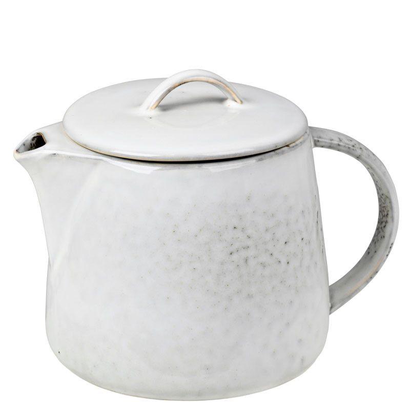 Weiße Teekanne teekanne nordic sand in weiß produktinformationen und artikeldetails